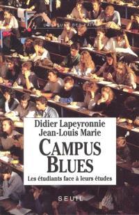 Campus blues : les étudiants face à leurs études