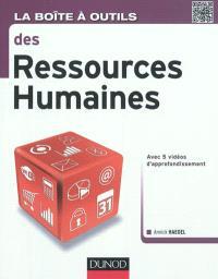 La boîte à outils des ressources humaines : avec 5 vidéos d'approfondissement