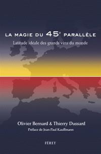 La magie du 45e parallèle : latitude idéale des grands vins du monde
