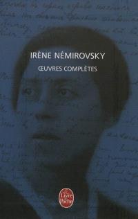 Coffret Némirovsky : oeuvres complètes
