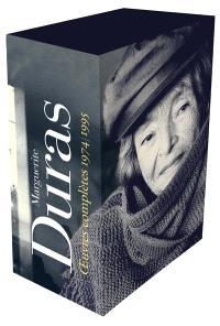 Marguerite Duras : oeuvres complètes, 1974-1995