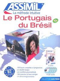 Le portugais du Brésil : pack CD