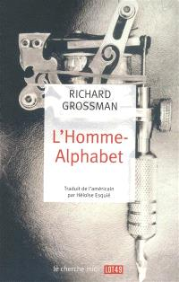 L'homme-alphabet
