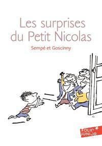 Les histoires inédites du petit Nicolas. Volume 5, Les surprises du petit Nicolas