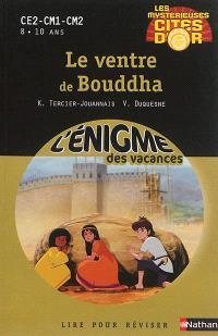 Les mystérieuses cités d'or. Volume 3, Le ventre de Bouddha : CE2-CM1-CM2, 8-10 ans