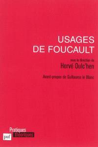 Usages de Foucault