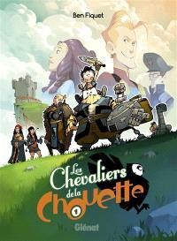 Les chevaliers de la Chouette. Volume 1