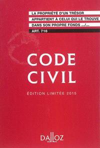 Code civil 2015