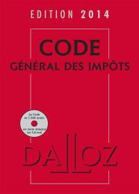 Code général des impôts 2014