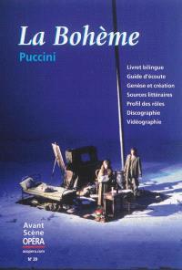 Avant-scène opéra (L'). n° 20, La bohème