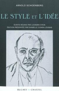 Le style et l'idée = (Style and idea)