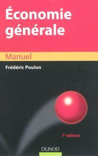Economie générale : manuel