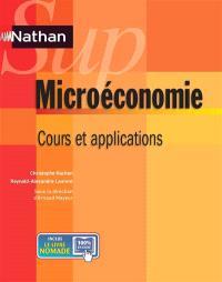 Microéconomie : cours et applications