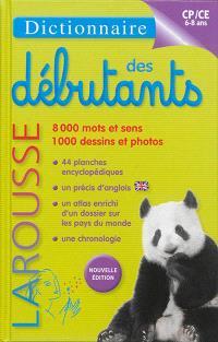 Dictionnaire des débutants : CP-CE : 6-8 ans
