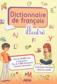 Dictionnaire de français illustré