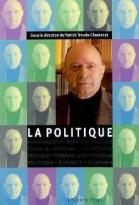 Cahiers Jacques Ellul. n° 5, La politique