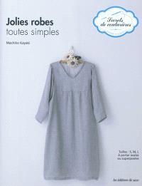 Jolies robes toutes simples : tailles S, M, L : à porter seules ou superposées