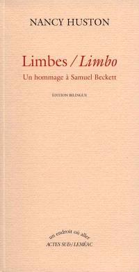 Limbes = Limbo : un hommage à Samuel Beckett