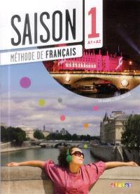 Saison 1, A1-A2 : méthode de français