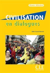 Civilisation en dialogues : niveau débutant