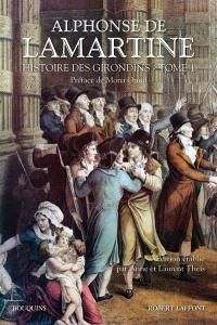 Histoire des Girondins. Volume 1
