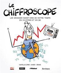 Le chiffroscope : les grandes questions de notre temps en chiffres et en BD