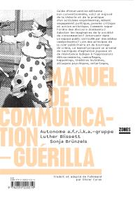 Manuel de communication, guérilla