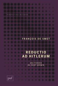Reductio ad Hitlerum : une théorie du point Godwin