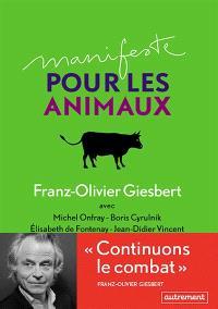 Manifeste pour les animaux