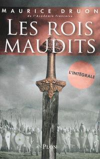 Les rois maudits : roman historique : l'intégrale