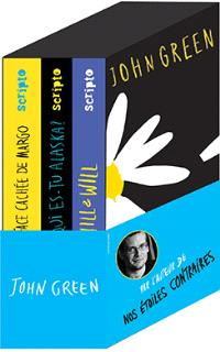 Coffret John Green
