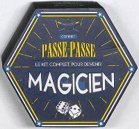 Coffret passe-passe : le kit complet pour devenir magicien