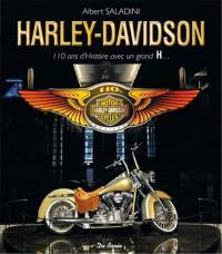 Harley-Davidson : 110 ans d'histoire avec un grand H...