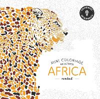 Africa : mini coloriage antistress
