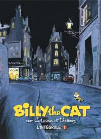 Billy the cat : l'intégrale. Volume 1, 1981-1993
