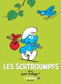 Les Schtroumpfs : l'intégrale. Volume 2, 1967-1969