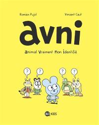 Avni. Volume 1, Animal vraiment non identifié