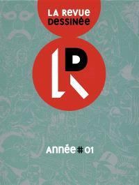 La revue dessinée : année #01 : coffret anniversaire