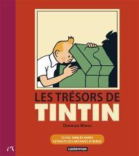 Les trésors de Tintin : 22 fac-similés rares extraits des archives d'Hergé