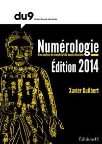 Numérologie : une analyse du marché de la bande dessinée : 2014