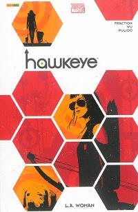 Hawkeye. Volume 3, L.A. woman