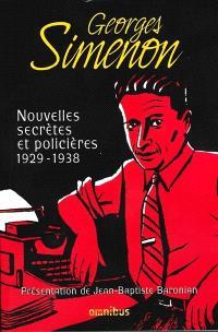 Nouvelles secrètes et policières. Volume 1, 1929-1938