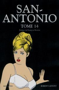 San-Antonio. Volume 14