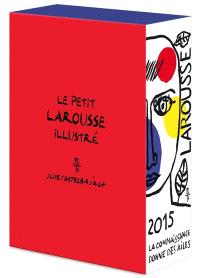 Le petit Larousse illustré 2015 : coffret
