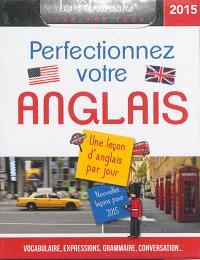Perfectionnez votre anglais 2015