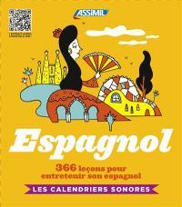 Espagnol : 366 leçons pour entretenir son espagnol