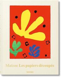 Henri Matisse : les papiers découpés : dessiner avec des ciseaux