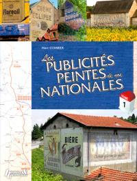 Les publicités peintes de nos nationales. Volume 1