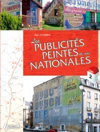 Les publicités peintes de nos nationales. Volume 2