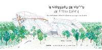 Le vaisseau de verre de Frank Gehry : un chef-d'oeuvre d'architecture en pop-up et en dessins